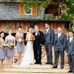 rustic outdoor KY wedding farm