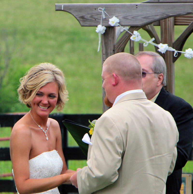 central Kentucky's rustic wedding farm