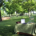 outdoor wedding farm venue