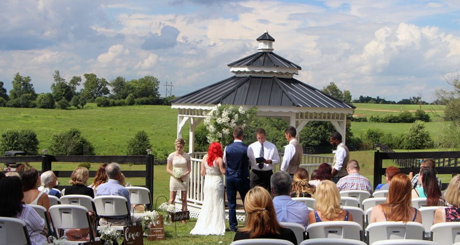 Gazebo at Moonlight Fields