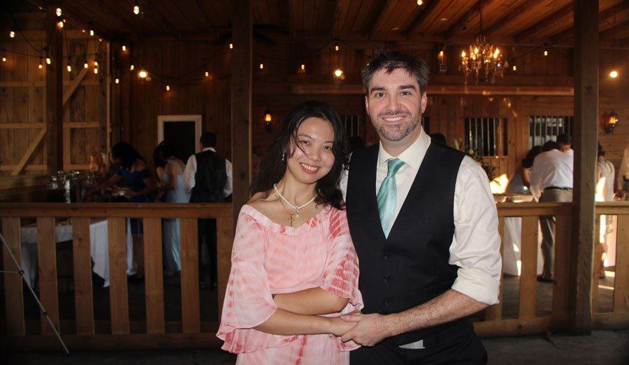 Kentucky Wedding Barn on the Farm