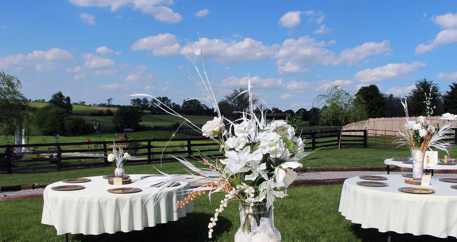 Central Kentucky S Premier Outdoor Wedding Farm Venue